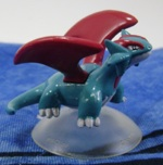 Pokemon Salamence Suction Cup Figure