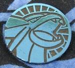 Pokemon Salamence TCG Coin