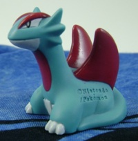 Pokemon Salamence Tomy AG Figure