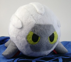 Pokemon Shelgon Custom Plush