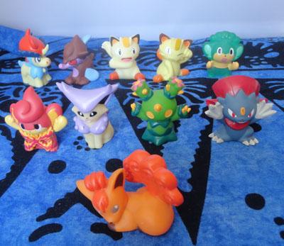 Pokemon Kids Figures