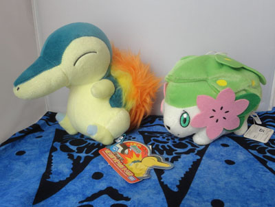 Pokemon Shaymin UFO Plush