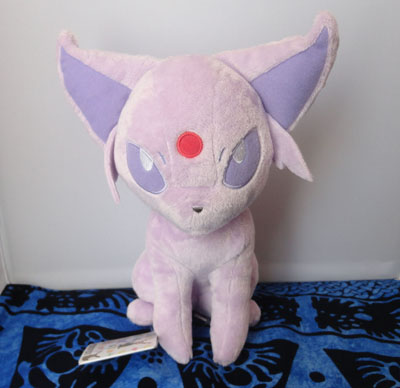 Pokemon DX Espeon I Love Eevee UFO Plush