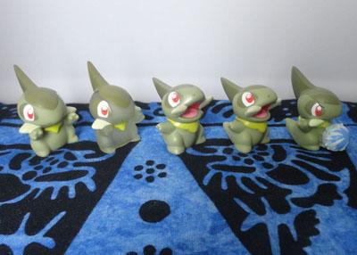 Pokemon Axew Kids Figures