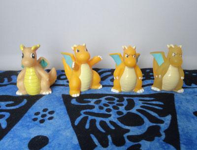 Pokemon Dragonite Kids Figures