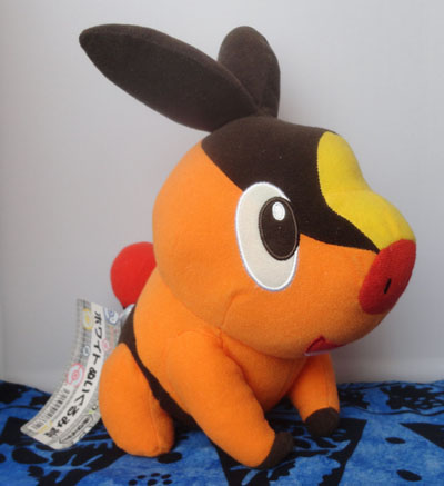 Pokemon 2011 Tepig Lottery Plush