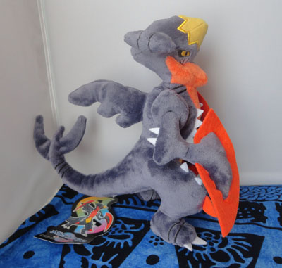 Pokemon Mega Garchomp Pokemon Center Japan Plush