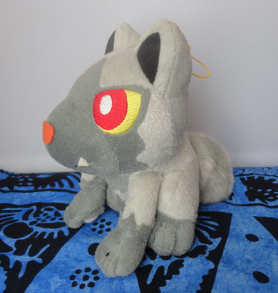 Pokemon Poochyena Banpresto UFO Plush