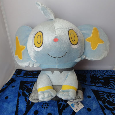 Pokemon DX Shinx Shimmery UFO Plush