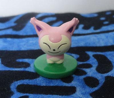 Pokemon Skitty Minicot Figure