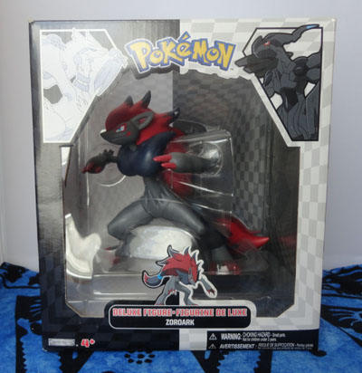 Pokemon Jakks Pacific Deluxe Figure Zoroark