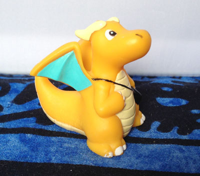Pokemon Dragonite Messenger Kids Figure