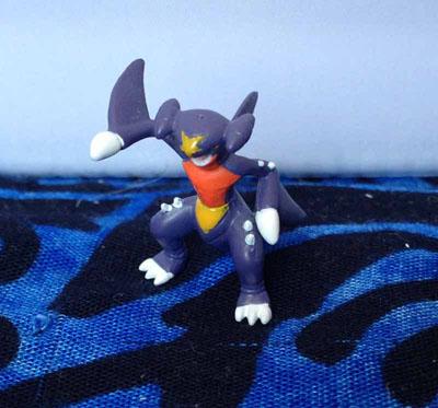 Pokemon Garchomp Keshipoke Figure