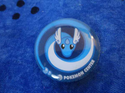 Pokemon Dragonair 151 Badge