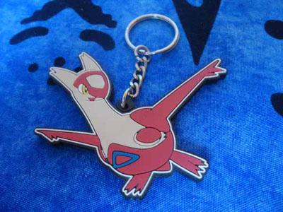 Pokemon Latias Pokemon Center NY Keychain
