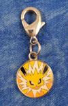 Pokemon Jolteon Eevee Collection Charm