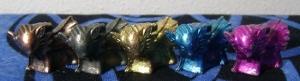 Pokemon Jolteon Metal Collection Figures