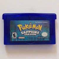 Pokemon Pokemon Sapphire