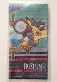 Pokemon Boston Worlds 2015 Screen Cleaner
