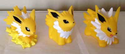 Pokemon Jolteon Kids Figures