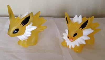 Pokemon Jolteon Clear Kids