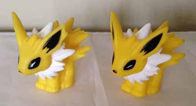 Pokemon Jolteon Original Pose Kids Figures