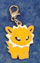 Pokemon Jolteon Custom Pokedoll Charm