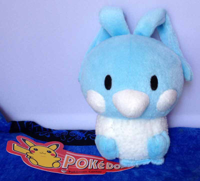 Pokemon Altaria Pokedoll (USA version)
