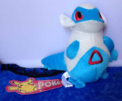 Pokemon Latios Velour Pokedoll