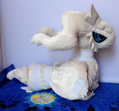 Pokemon Reshiram Oversized Pokedoll (Japanese)