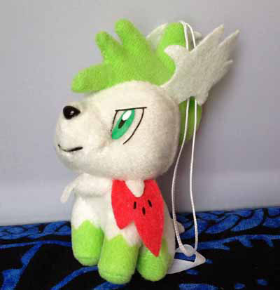 Pokemon Shaymin Sky Forme Small Plush
