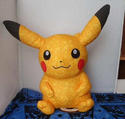 Pokemon Beams Shiny Pikachu Plush