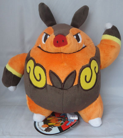 Pokemon Pignite Pokemon Center Plush