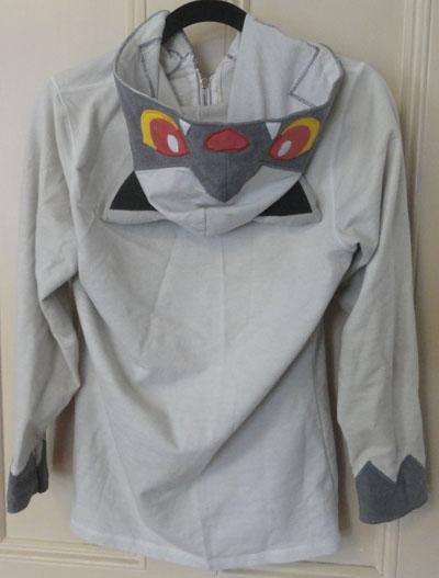 Pokemon Usakochan Poochyena Hoodie