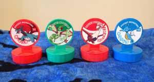Pokemon AG Retsuden Stamps