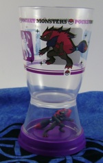 Pokemon Zoroark 7-11 Cup and Figure