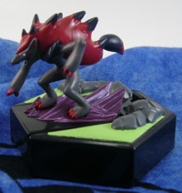 Pokemon Zoroark Hotto Motto Toy