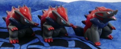 Pokemon Zoroark Kids Figures