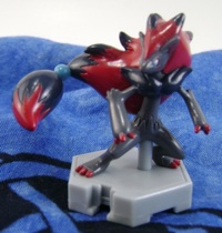 Pokemon Zoroark Tomy MC+ Figure