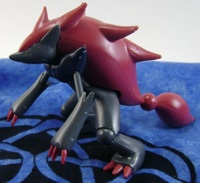 Pokemon Zoroark Pokemon PlaMo