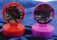 Pokemon Retsuden Stamps Zoroark (2)
