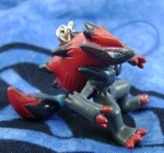 Pokemon Zoroark Figure Phone Charm